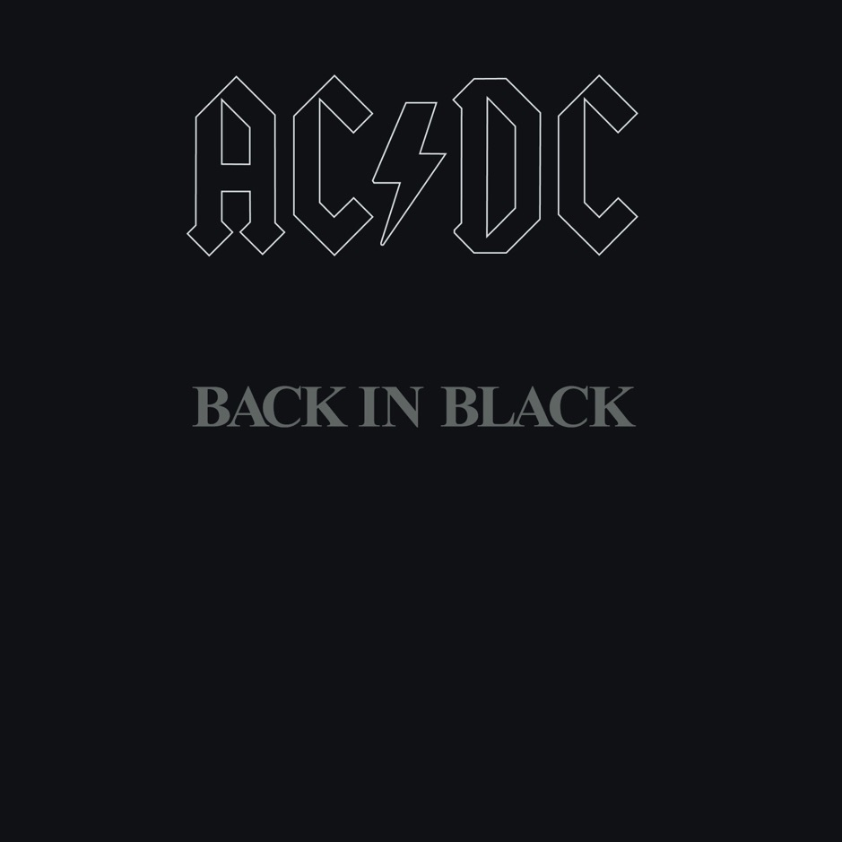 AC/DC Back In Black Album Download