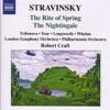 Stravinsky The Rite of Spring The Nightingale