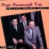 Travelin Light  - The Page Cavanaugh Trio