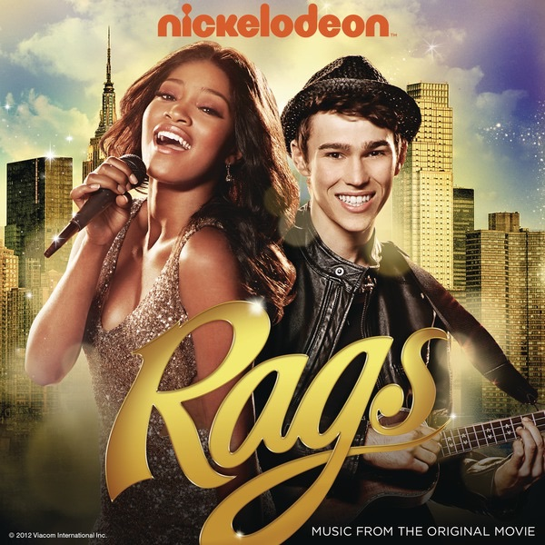 rags album cover by rags cast