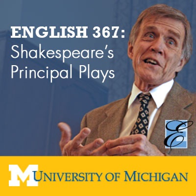 English 367: Shakespeare's Principal Plays