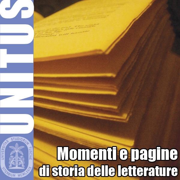 Momenti e pagine di storia delle letterature