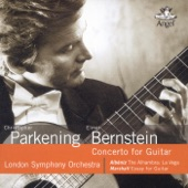 Christopher Parkening - Bernstein, Elmer; Guitar from Concerto for Guitar & Orchestra for Two Christophers
