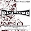 Zeche Bochum Germany - 10/29/1991, Pigface