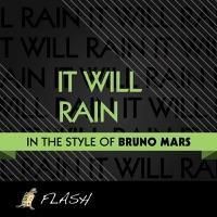 Flash - It Will Rain - Originally Performed by Bruno Mars from Twilight Sage [Karaoke / Instrumental] - Single