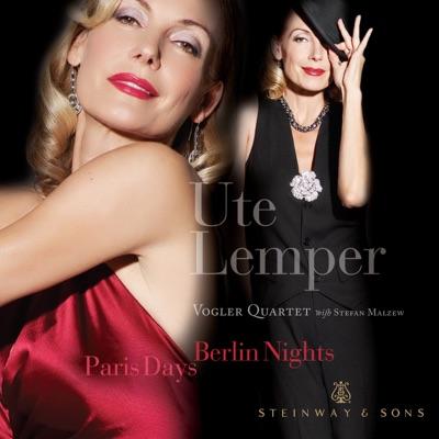 Paris Days, Berlin Nights - Ute Lemper