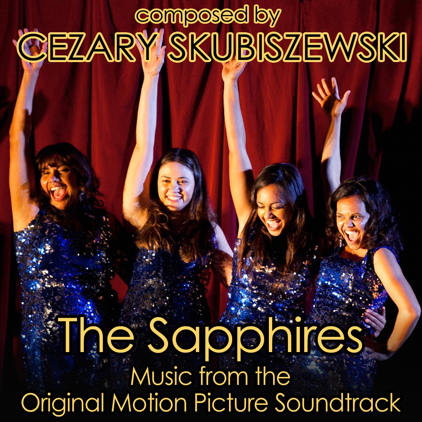 The Sapphires - EP