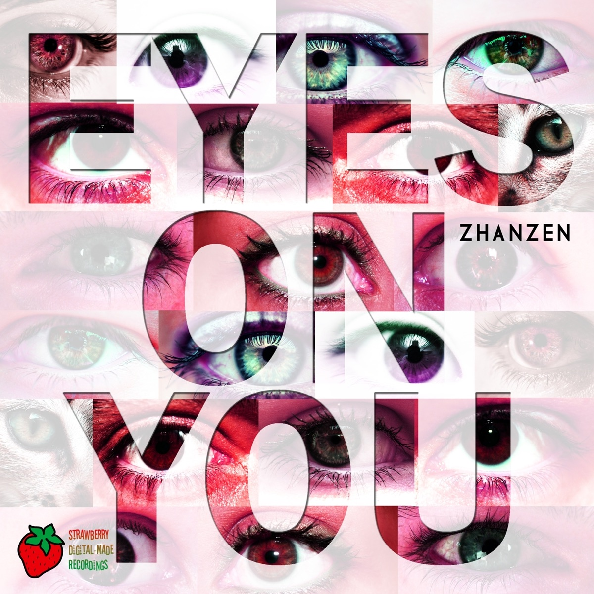 Eyes On You - EP Zhanzen CD cover