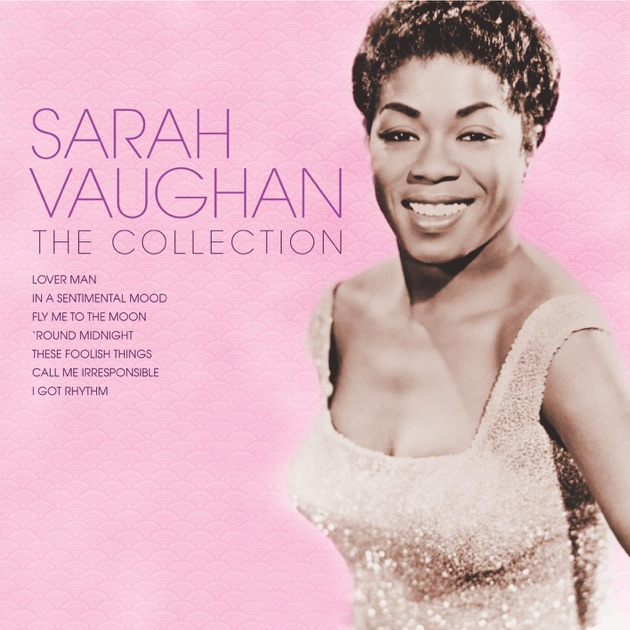 Sarah Vaughan Star Eyes
