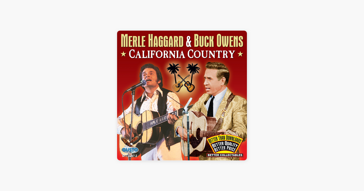 California Country By Merle Haggard On Apple Music