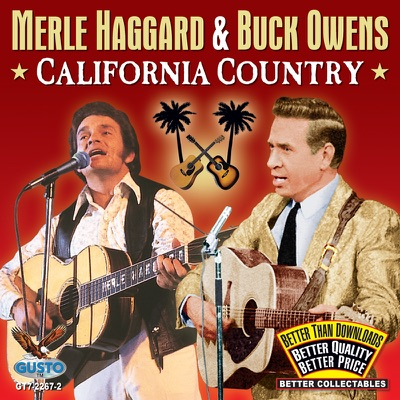 California Country - Merle Haggard