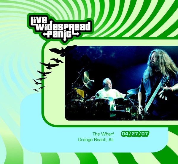 Live Widespread Panic - 04/27/07 Orange Beach, AL