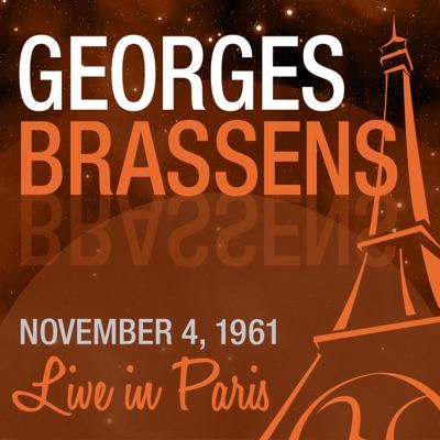 Live In Paris - Georges Brassens