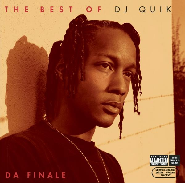 The Best of DJ Quik - Da Finale DJ Quik CD cover