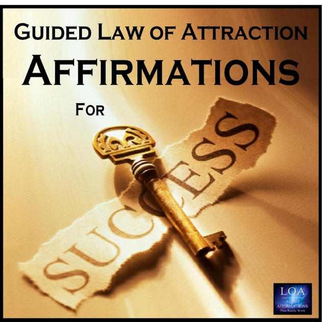 law of attraction affirmations pdf
