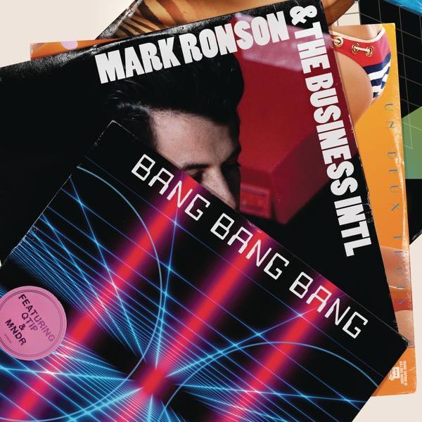 Bang Bang Bang (feat. Q-Tip & MNDR) - Single