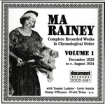 Ma Rainey - Lost Wandering Blues