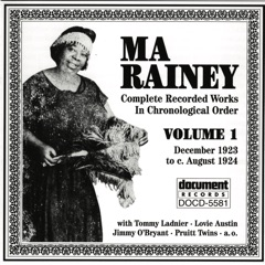 Ma Rainey, Vol. 1 (1923-1924)