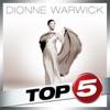 Top 5 - Dionne Warwick - EP ジャケット写真