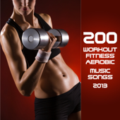 200 Workout, Fitness, Aerobics Music Songs 2012 - Various Artists Cover Art