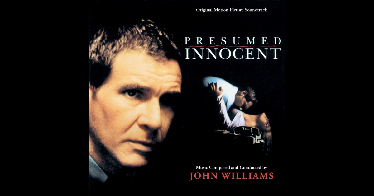 John Williams - Presumed Innocent (Original Motion Picture Soundtrack)