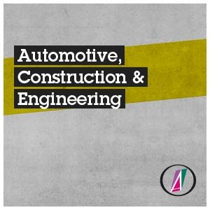 Automotive, Construction & Engineering