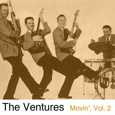 Movin', Vol. 2 - The Ventures