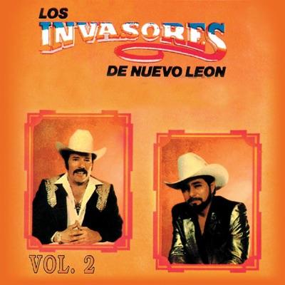 Línea de Oro: 30 Éxitos, Vol. 2 - Los Invasores de Nuevo León