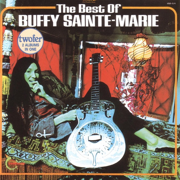 I'm Gonna Be A Country Girl Again by Buffy Sainte-Maria on Mearns 70s
