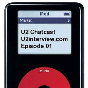 U2 Chatcast – U2 Interview Archive