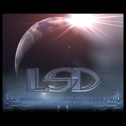 L.S.D. - Lady from Space