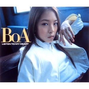 BoA - Every Heart - Minnano Kimochi