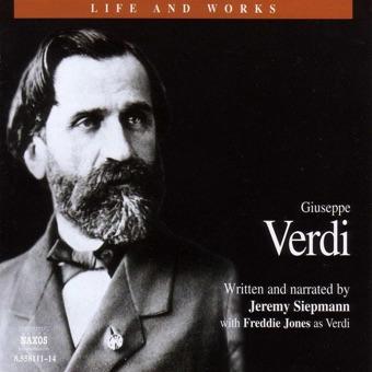 Life & Works – Giuseppe Verdi (Unabridged)