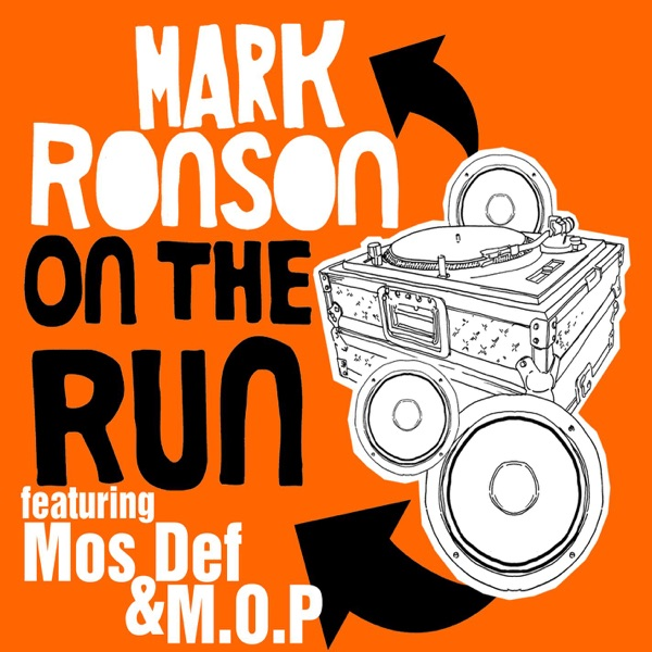 On the Run (feat. Mos Def & MOP) - Single