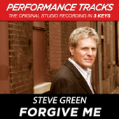 Forgive Me (Medium Key Performance Track With Background Vocals)