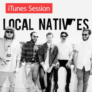 Local Natives - Wooly Mammoth (Porto Keys Version) [iTunes Session]
