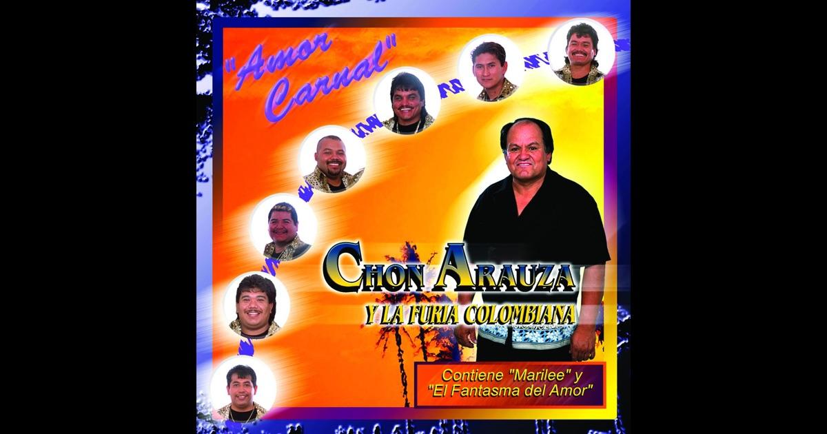 chon arauza y su furia colombiana - amor carnal lyrics ...
