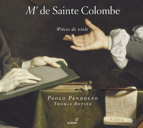 Mr de Sainte Colombe: Pièces de viole