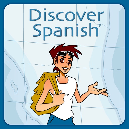 Cover image of Learn to Speak Spanish with Discover Spanish