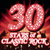 Various Artists - 30 Stars of Classic Rock artwork