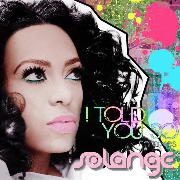 I Told You So (Remixes) - EP