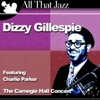 The Carnegie Hall Concert, featuring Charlie Parker (Live) ジャケット画像