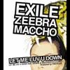 Let Me Luv U Down (Featuring Zeebra & Maccho) [Ozrosaurus] - EP ジャケット写真