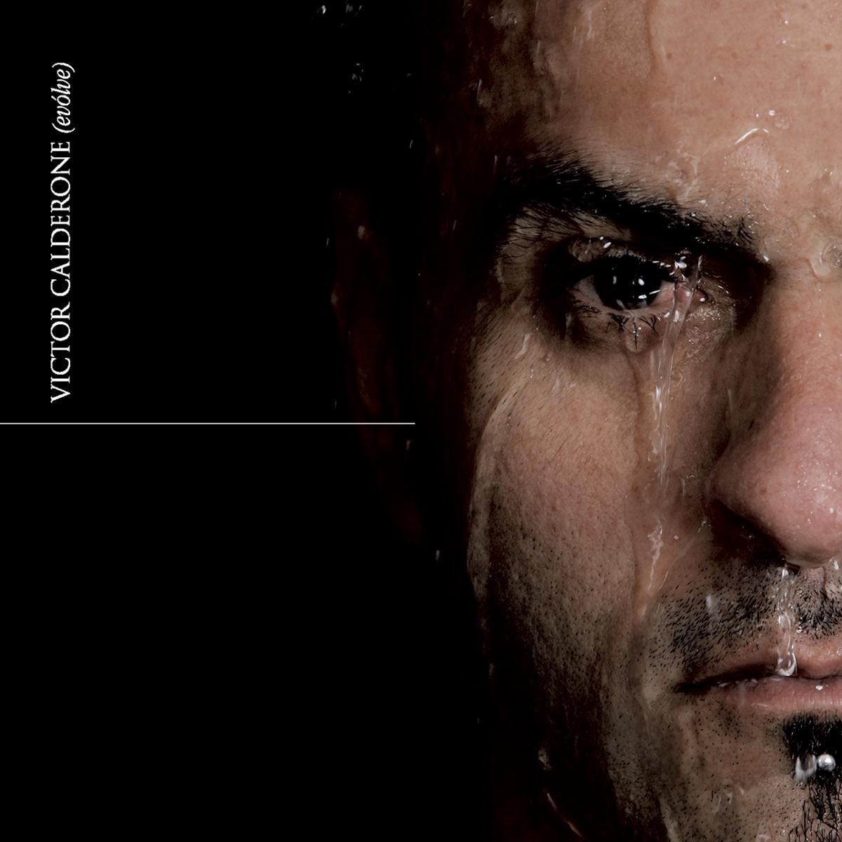 Evolve Victor Calderone CD cover