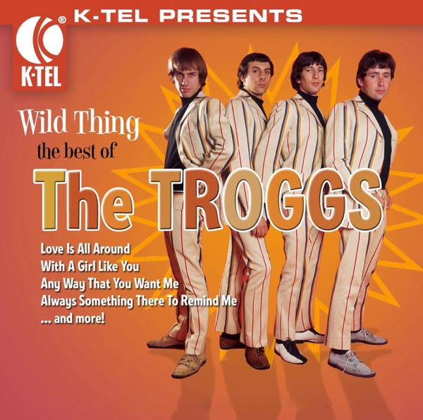 Cover art for Wild Thing