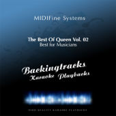 One Vision ((Originally Performed by Queen) [Karaoke Version]) - MIDIFine Systems