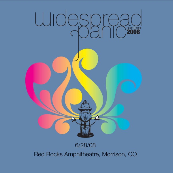 Live Widespread Panic: 6/28/08 Red Rocks, CO