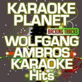 Wolfgang Ambros Karaoke Hits (Karaoke Planet)