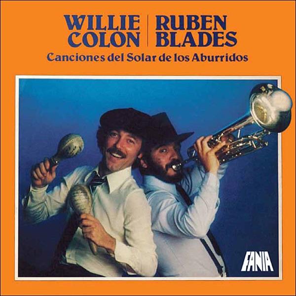 Ruben Blades - TE ESTAN BUSCANDO