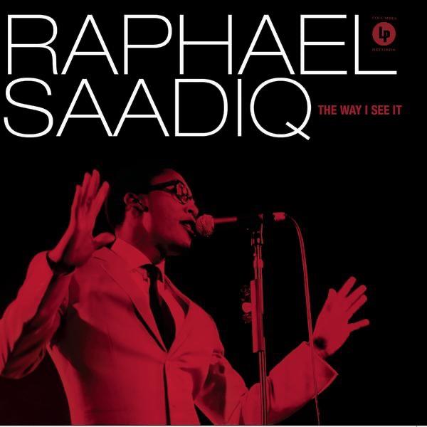 Raphael Saadiq mit Love That Girl